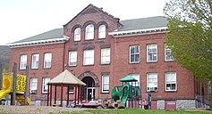 Johnson School North Adams from east