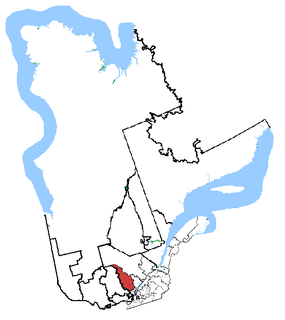 Joliette (electoral district) Federal electoral district