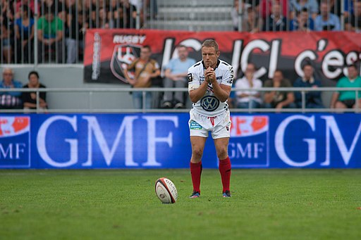 Jonny Wilkinson - US Oyonnax - Rugby club toulonnais, 28th September 2013 (3)
