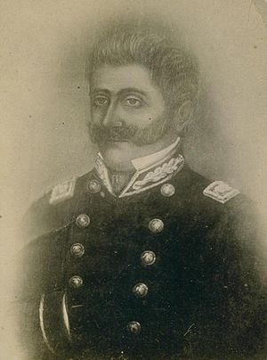 California Republic - José Castro commanded Mexican military forces in Alta California.