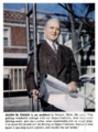 Joseph Nathaniel French (1888-1975) in an advertisement for Goodyear in Life magazine on June 20, 1949.png