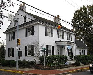Joseph Richardson House (Langhorne, Pennsylvania) United States historic place