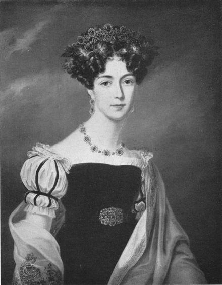 Bien connu Joséphine de Beauharnais mladší - Wikiwand BU91