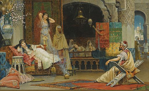 Juan Gimenez Martin - In the Harem