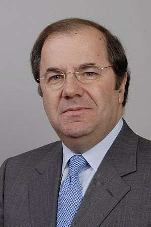 President of the Junta of Castile and León - Image: Juan Vicente Herrera (foto oficial)