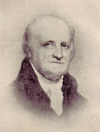Richard Peters (Continental Congress) - Judge Richard Peters