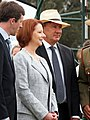 Julia Gillard and Tim Mathieson January 2013.jpg