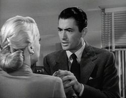 June Havoc and Gregory Peck in Gentleman's Agreement trailer.jpg