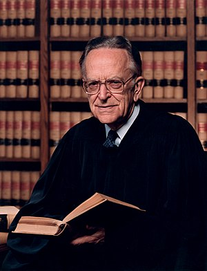 Harry Blackmun - Image: Justice Blackmun Official