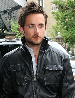 Justin Chatwin Canadian actor