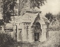 KITLV 88173 - Unknown - Temple at Pandrethan in British India - 1897.tif