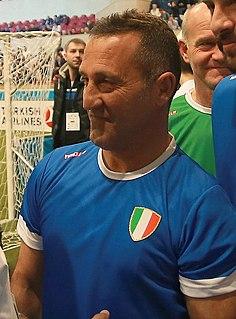 Angelo Di Livio Italian footballer