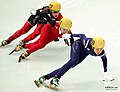 KOCIS Korea ShortTrack Ladies 3000m Gold Sochi 09 (12629370995).jpg
