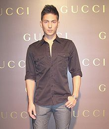 Kai Braden at the Gucci Fashion Show in Hong Kong on August 19th, 2011.jpg
