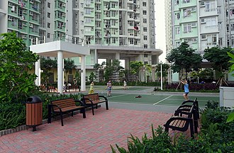 Kai Ching Estate - Badminton Court