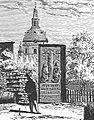 Kalvariestenen Pelarbacken Ny ill Tidn 1870.jpg