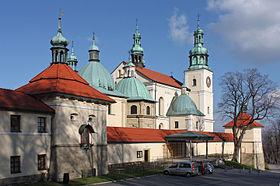 Monastery in Kalwaria Zebrzydowska is a UNESCO World Heritage Site