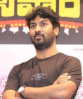 Kalyan Krishna Kurasala Indian film screenwriter and director
