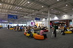 Kansai International Airport Terminal 2 Restrict area shops 201407.jpg