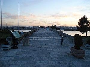 Kanuni Sultan Suleiman bridge (Istanbul) - Image: Kanuni Sultan Süleyman Köprüsü