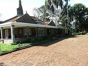 Karen Blixen Museum (Kenya)