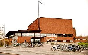 Faculty of Engineering (LTH), Lund University - Kårhuset LTH
