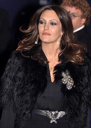 Karole Rocher - Karole Rocher at the 37th César Awards, 2012