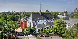 Cologne Charterhouse church
