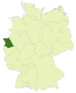 Oberliga Niederrhein association football league