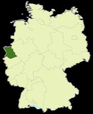 Oberliga Niederrhein - Oberliga Niederrhein