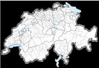 Districts of Switzerland