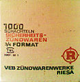 Karton VEB Zündwarenwerke Riesa 012.jpg