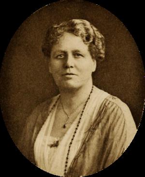 Katherine Routledge - Image: Katherine Maria Routledge 1919 (cropped)