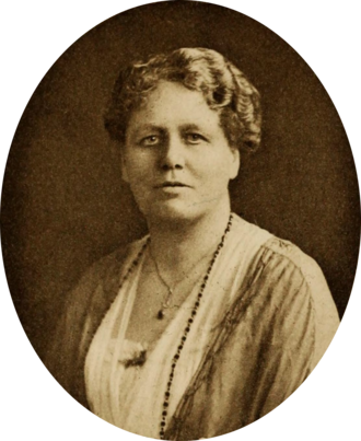 Katherine Routledge - Image: Katherine Maria Routledge 1919 (cropped)
