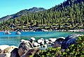Kayaks in Sand Harbor, Lake Tahoe 9-10 (14659751550).jpg