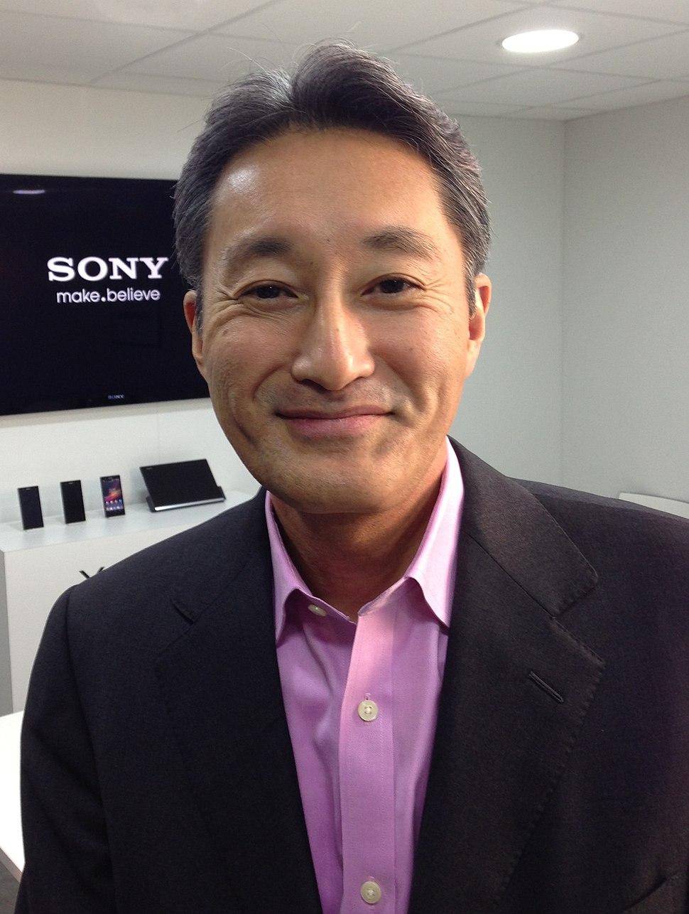 Kazuo Hirai, Sony President - Mobile World Congress 2013 in Barcelona