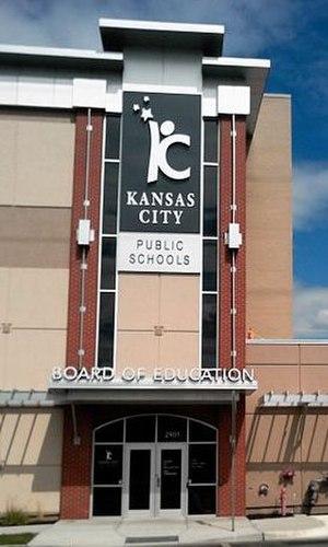 Kansas City Public Schools - Image: Kc board of ed 2017 05 25