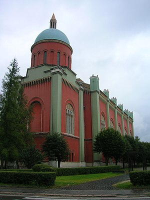 Kežmarok - Image: Kežmarok.Evangelisch e Kirche