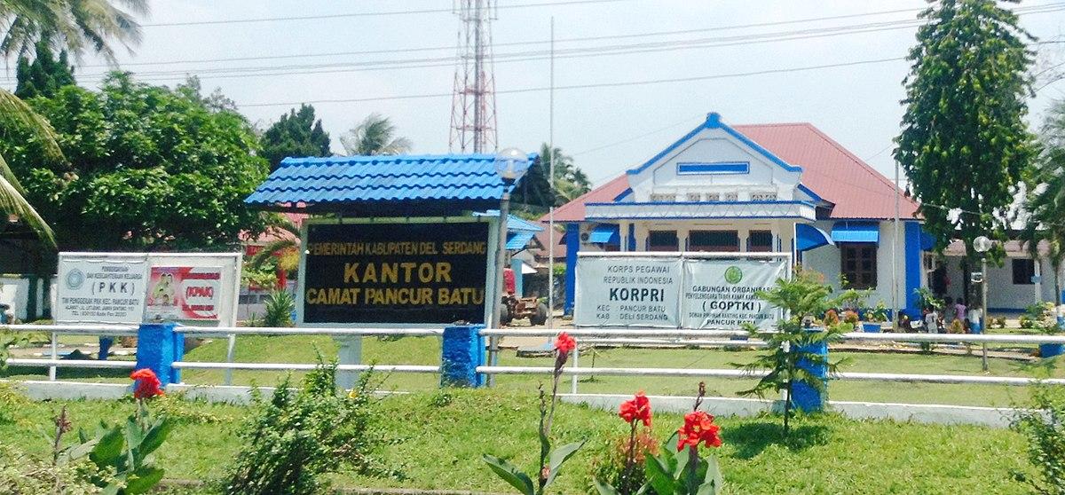 Pancur Batu, Deli Serdang - Wikipedia bahasa Indonesia ...