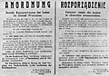 Keizennchnung der Juden in District Warschau Ludwig Fischer 1939.jpg
