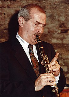 Kenny Davern American clarinetist