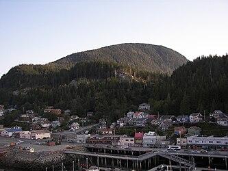 Ketchikan from Tongass Narrows, Alaska 4.jpg