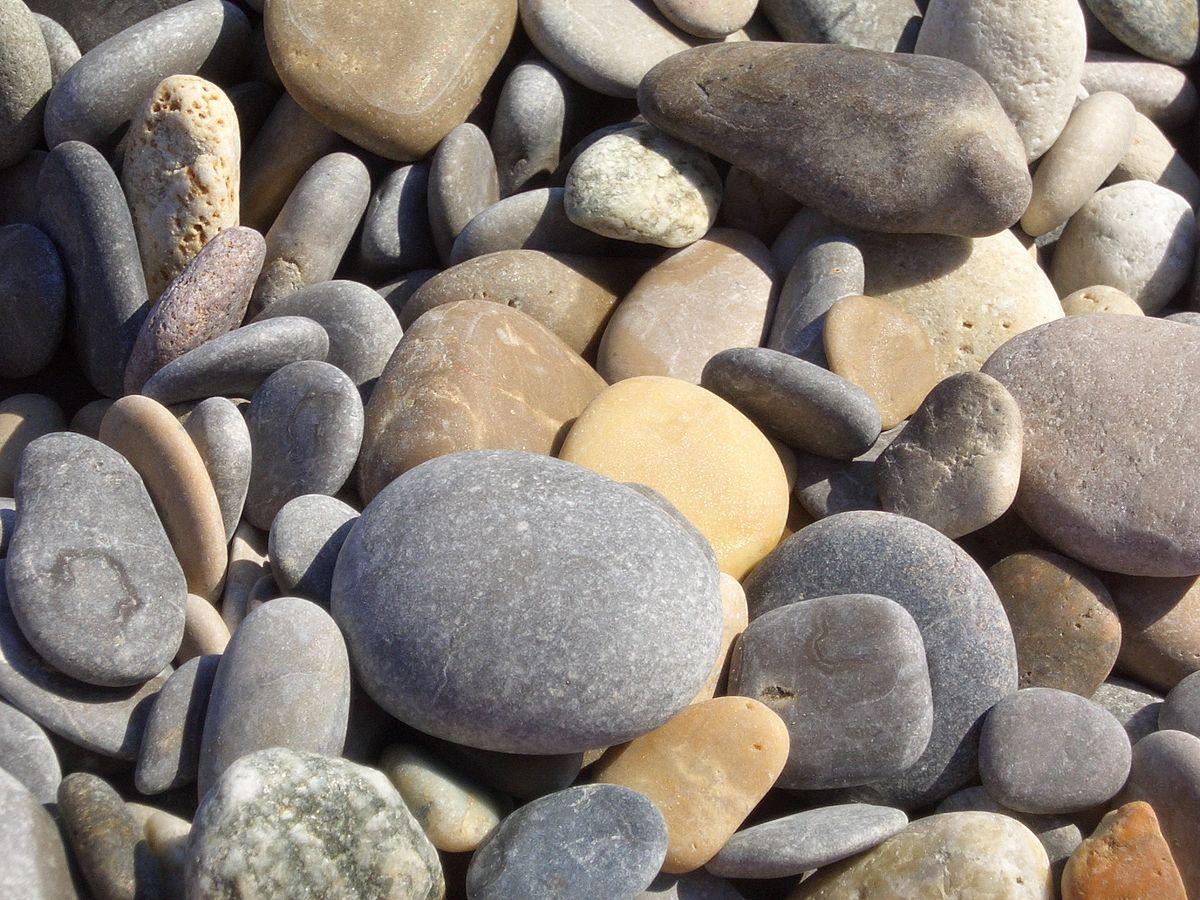 Canto rodado wikipedia la enciclopedia libre - Tipos de piedras naturales ...