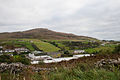 Kilcar Road to Muckros Peninsula in front of Croaghmuckros 2010 09 24.jpg