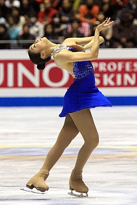 Kim 2009 GPF FS upright spin variation.jpg