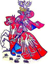 King of Poland - armorial