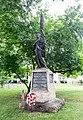 Kingston, New York Civil War memorial.jpg