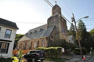 Ponckhockie Union Chapel United States historic place