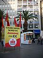 Kiosk of political party – KKE (Greece 2009).jpg