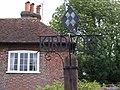 Kirdford Village Sign - geograph.org.uk - 923451.jpg